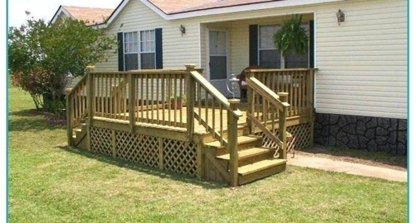 Deck Kits Mobile Homes Build Home