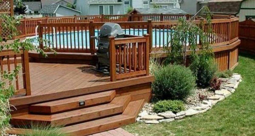 Deck Landscaping