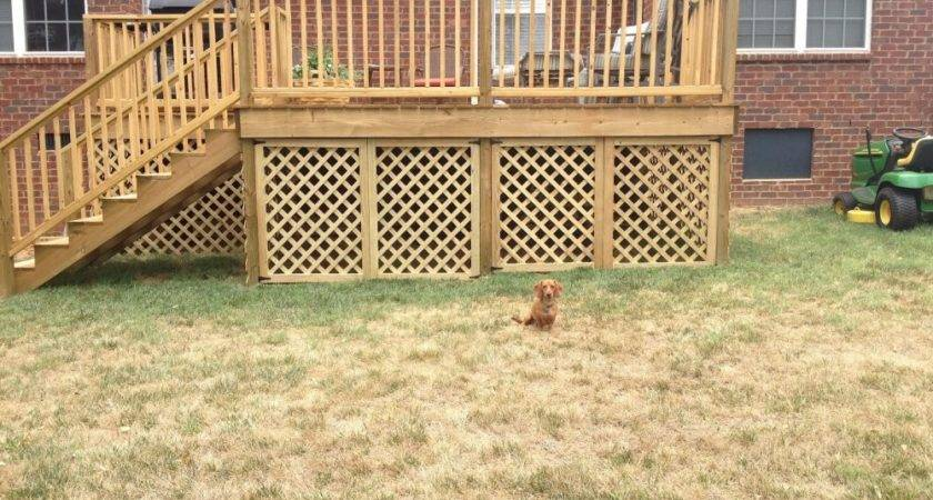 Deck Lattice