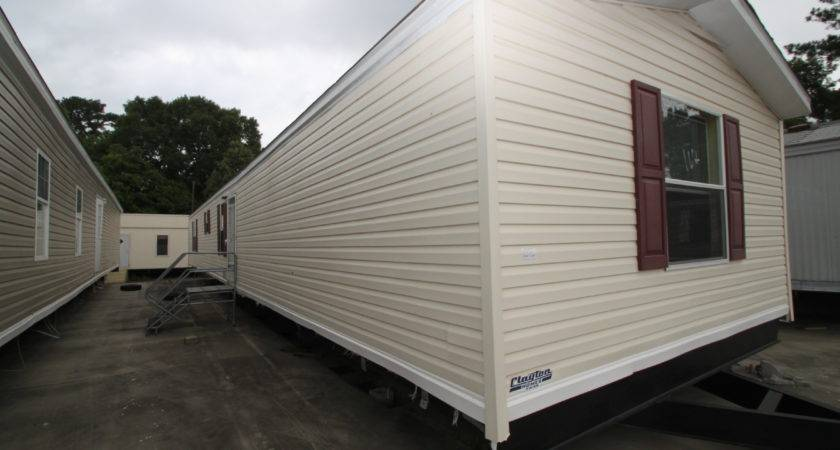 Deck Mobile Home Estate Buildings Information Portal