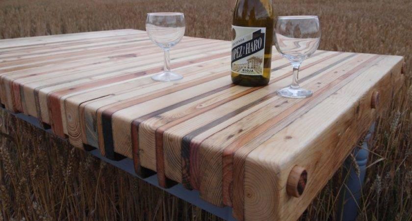 Deck Out Pallets Terrasse Exterieure Palettes