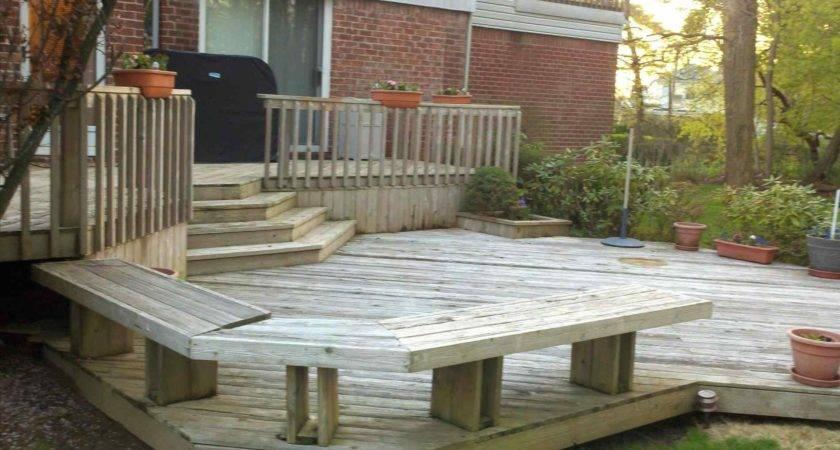 Deck Patio Combination Ideas Arch Dsgn