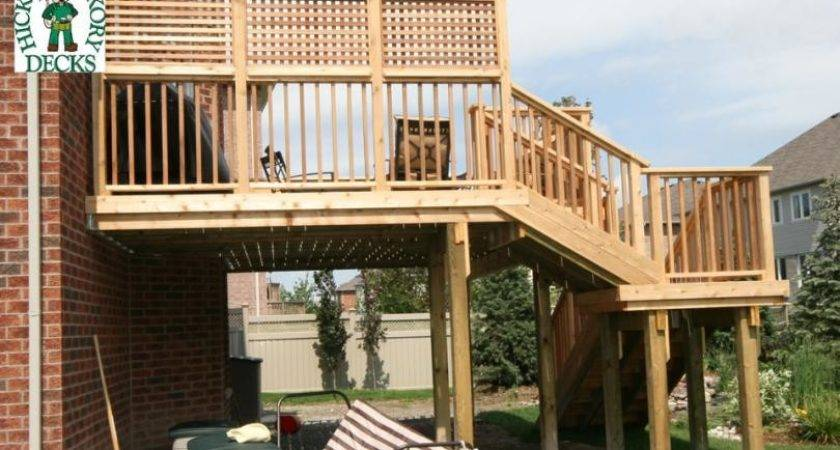 Deck Plan Diy Plans