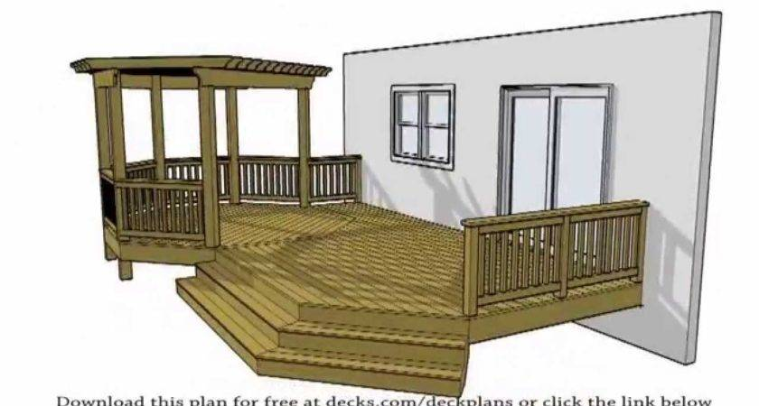 Deck Plans Available Diy