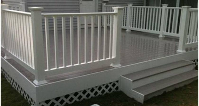 Deck Plans Mobile Home House Design