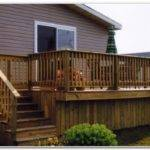 Deck Plans Mobile Homes Decks Home Decorating