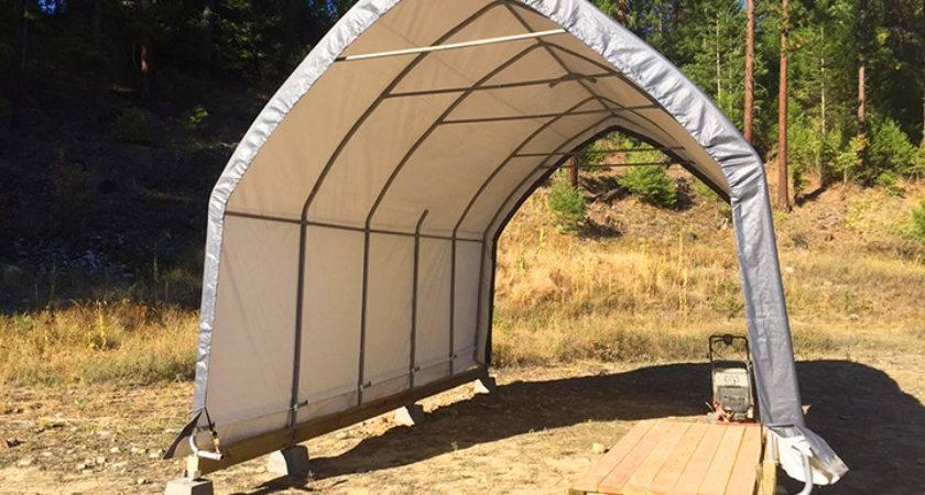 Deck Plans Platform Our Portable Garage Pure