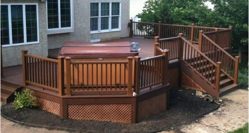 Deck Porch Restoration Delaware Ferris Home