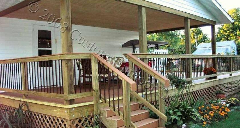Deck Roof Designs Design Ideas