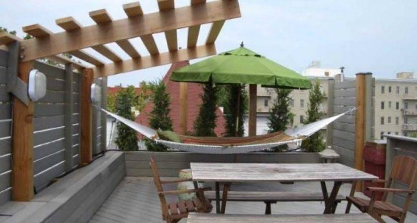 Deck Roof Ideas
