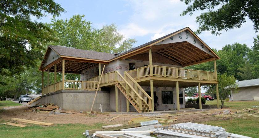 Deck Roof Panels Design Ideas