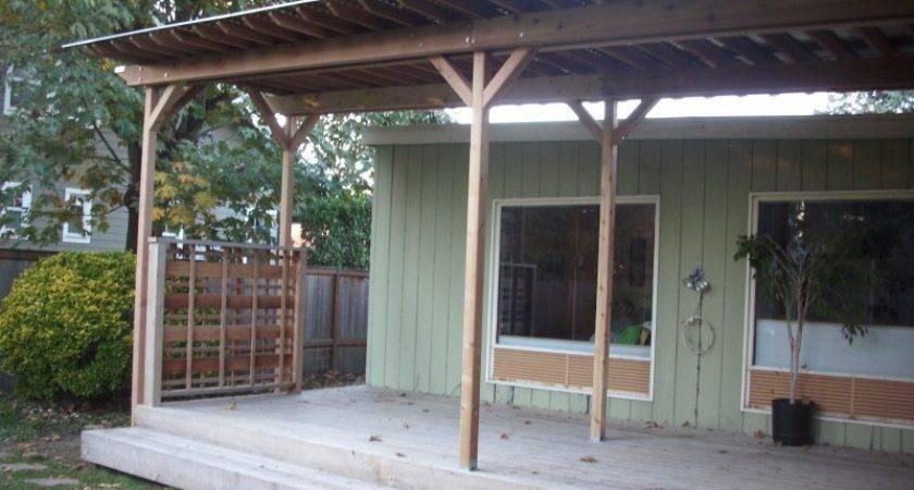 Deck Roof Smalltowndjs