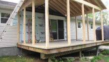 Deck Screened Porch