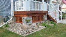 Deck Skirting Board Ideas Blog