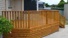 Deck Skirting Ideas Lattice Doherty House Metal