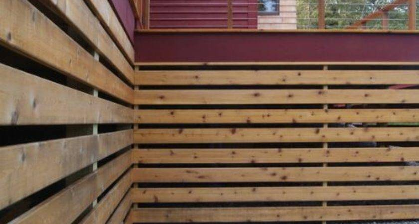 Deck Skirting Ideas Remodel Decor