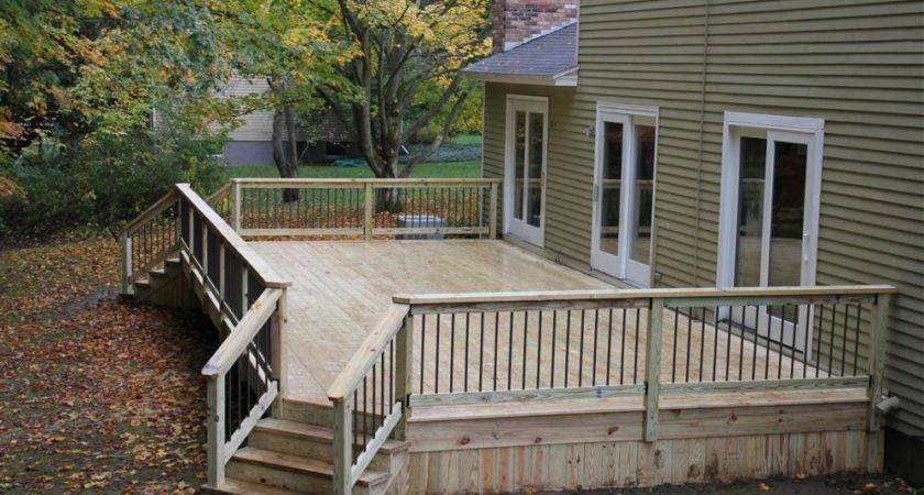 Deck Skirting Options Tweet