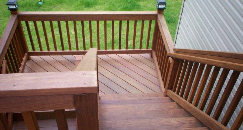 Deck Stair Designs Louis Decks Screened Porches
