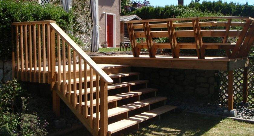 Deck Steps Ideas Newsonair