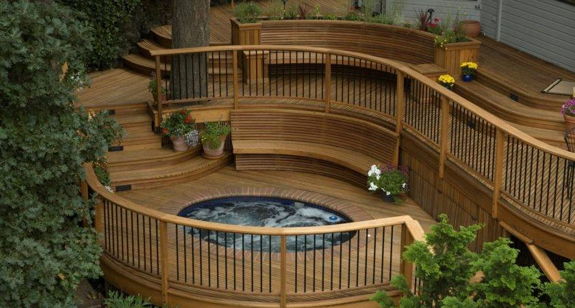 Decks Deck Idea