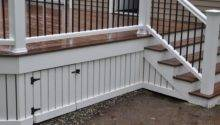 Decks Deck Skirting Fascia
