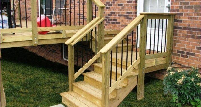 Decks Decking Risers Build Deck Stairs Stringers