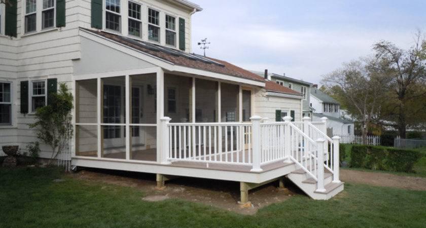 Decks Porches Mobile Homes Joy Studio Design