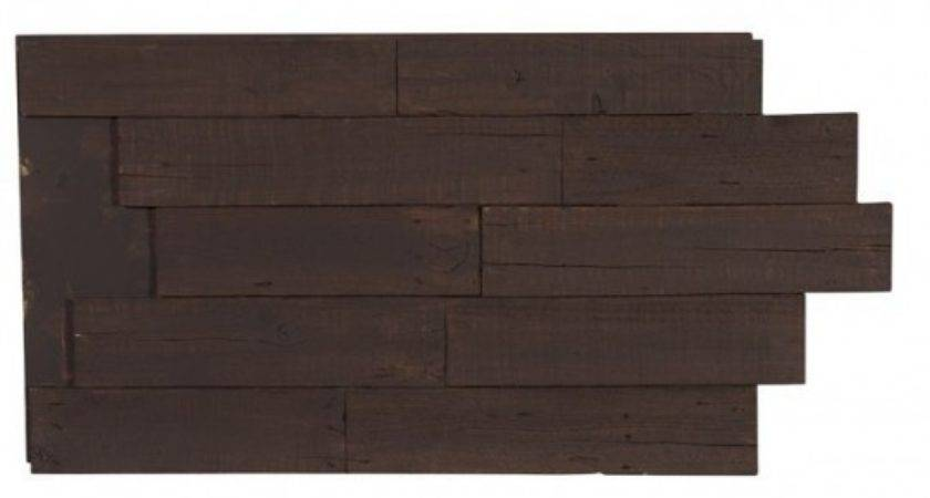 Deconstructed Pallet Faux Wall Panels Wood Paneling