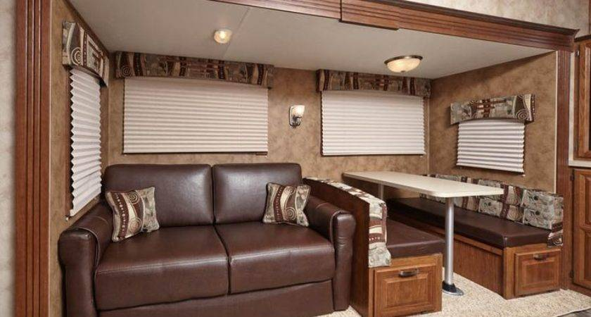 Decor Cruiser Fifth Wheel Aire Series Cfl Sofa