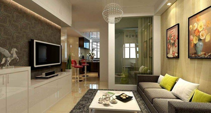 Decorate Small Apartment Living Room Elegant
