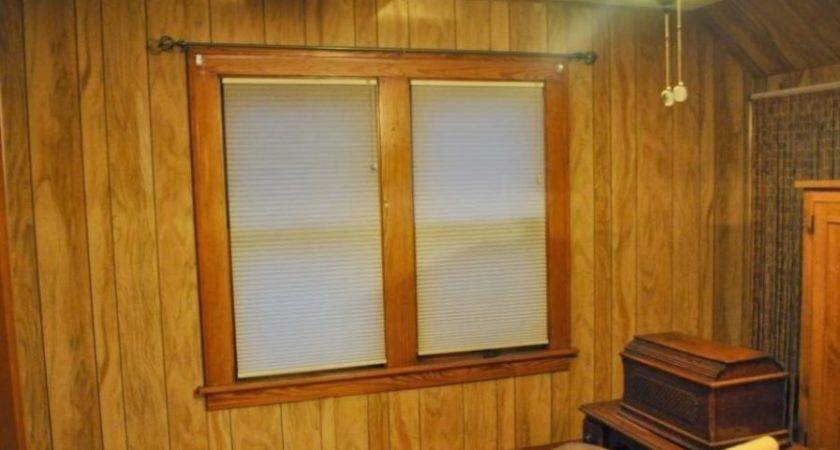 Decorate Wood Paneling Without Painting Awesome