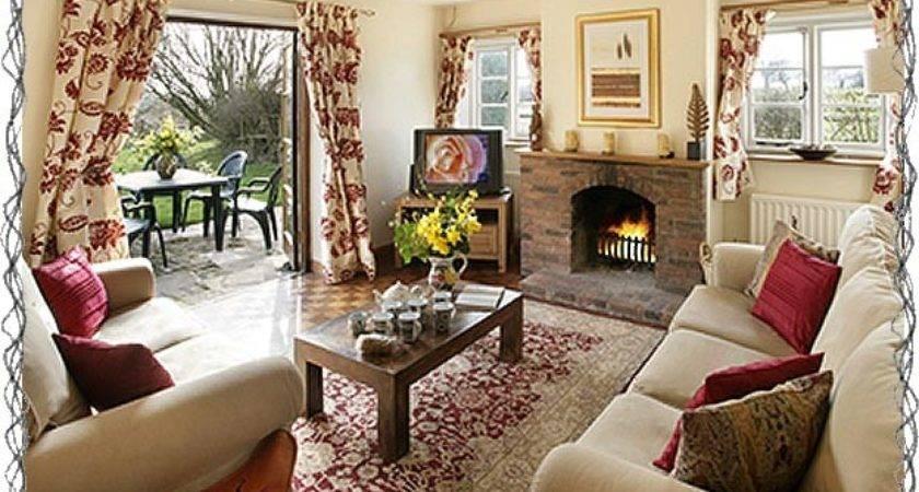 Decoration Cottage Style Decorating Ideas Living