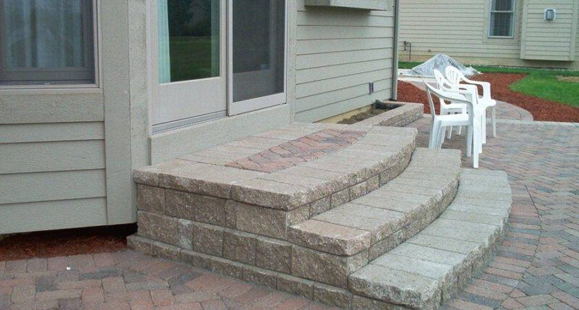 Decorations Inspiring Front Stairs Design Ideas