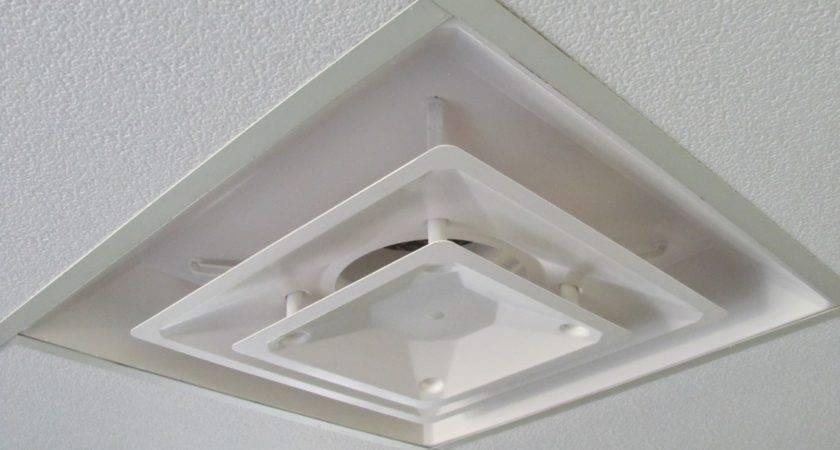 Decorative Ceiling Vent Air Diverter