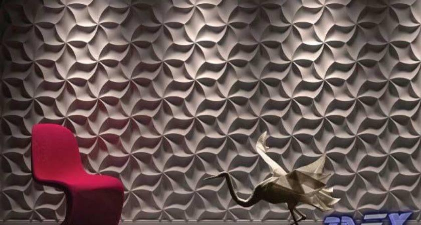 Decorative Gypsum Wall Panels Plaster Paneling
