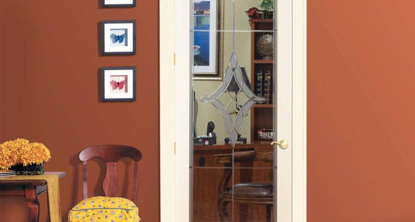 Decorative Interior Doors Home Office African