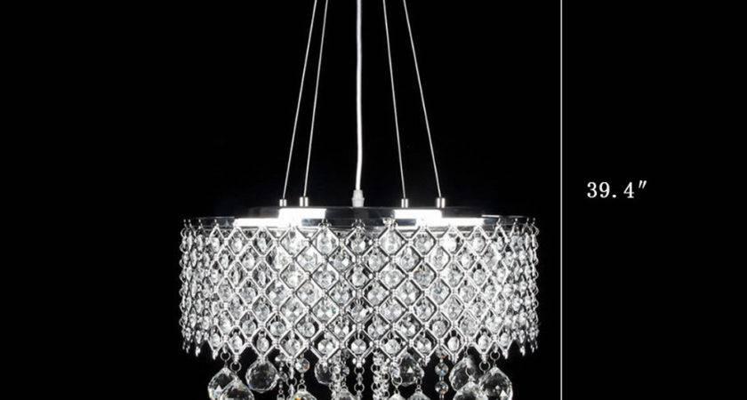 Decorative Royal Classical Indoor Led Modern Chrome