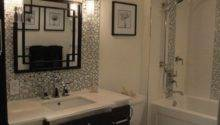 Decorative Small Bathroom Backsplash Ideas