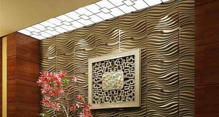 Decorative Wall Panel Ideas Glass Panels
