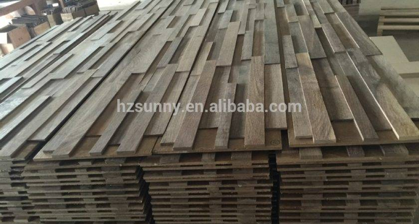 Decorative Wall Panels Modern Design Wood Panel