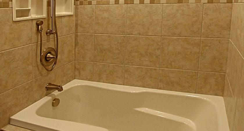 Deep Cozy Soaking Tubs Small Bathrooms