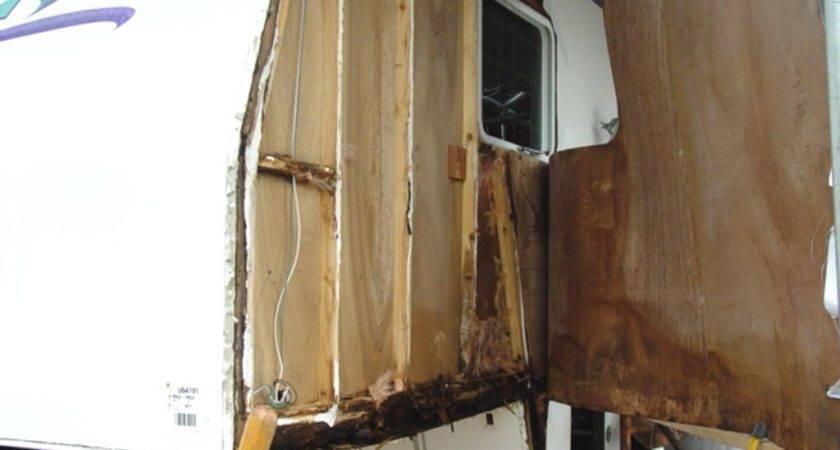Delamination Fiberglass Repair