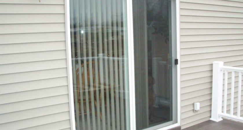 Delightful Sliding Patio Door Closer Mobile Home