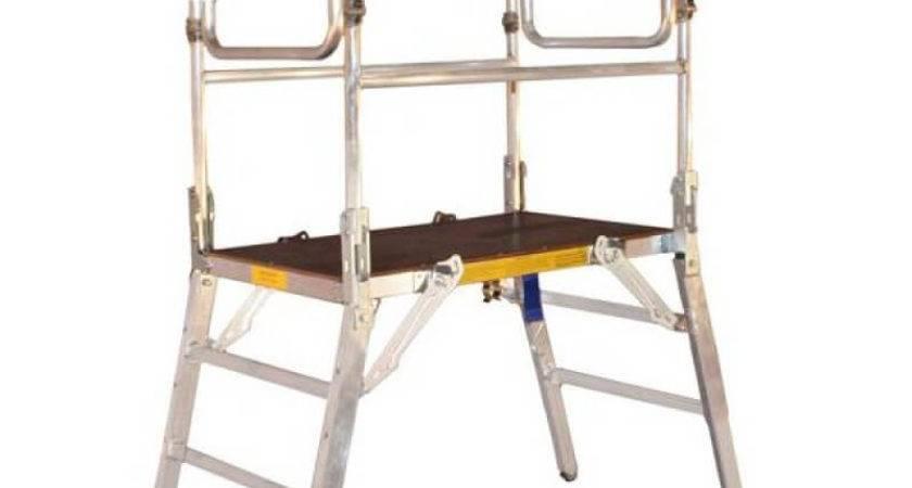 Deltadeck Telescopic Mobile Platform Globe Ladders Ltd