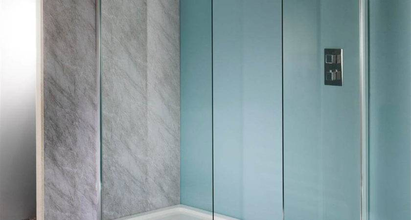 Deluxe Wet Room Shower Screen Glass Walk