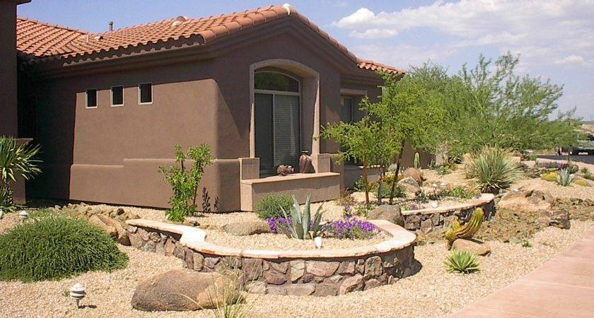 Desert Landscaping Ideas Make Your Backyard Look