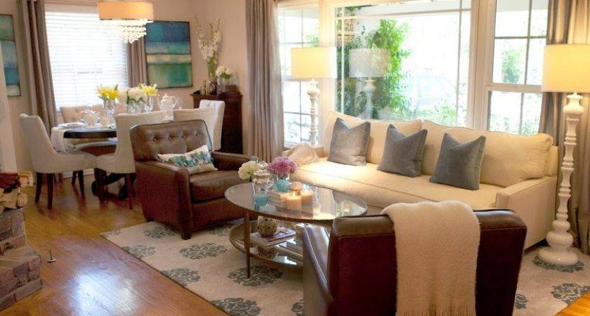 Design Ideas Living Room Dining Combo