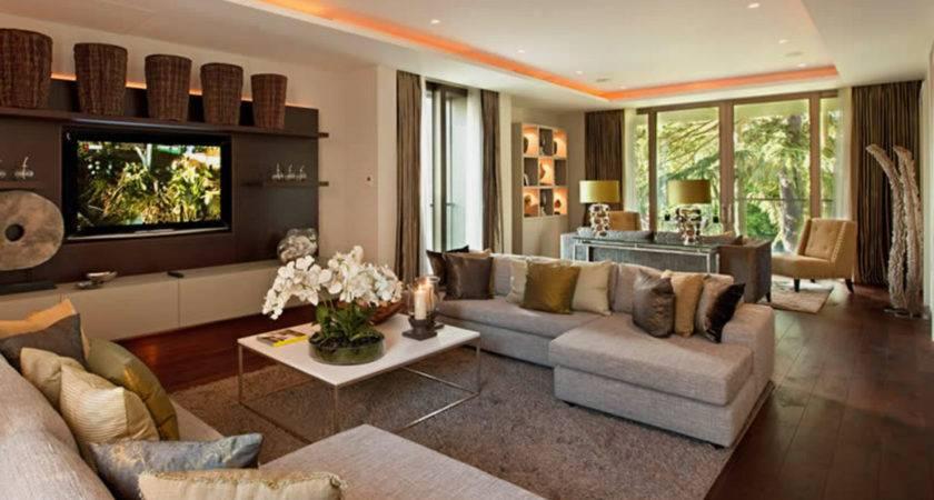 Design Ideas Rectangular Living Rooms