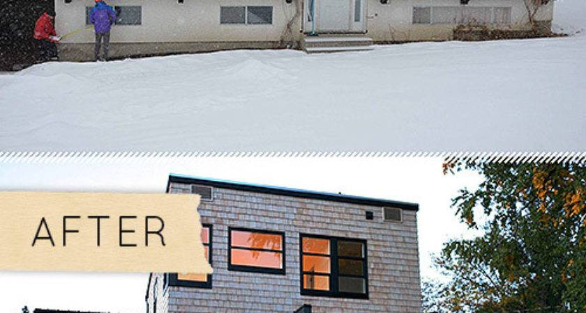 Design Inspiration Transformed Split Level Home
