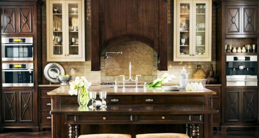 Design Old World Kitchen Hgtv
